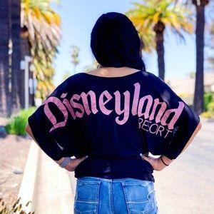 Rose Gold short sleeve Disneyland Spirit Jersey